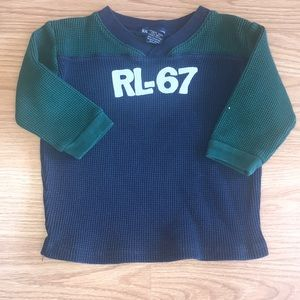 Boys Ralph Lauren thermal